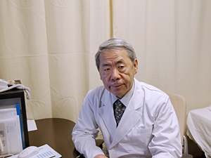 NPO法人 臨床研究適正評価教育機構 理事長 桑島 巌先生